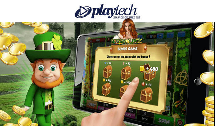Irish Luck pokie online