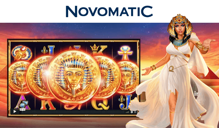 Heart of Egypt free pokie online