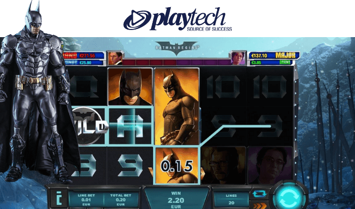 Batman Begins Slot