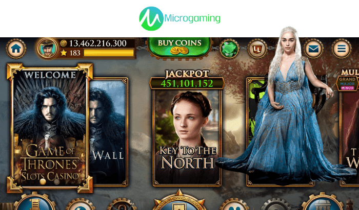Game of Thrones free slot