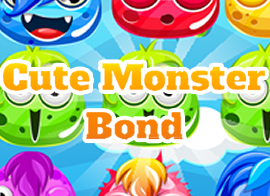 Cute Monster Bond