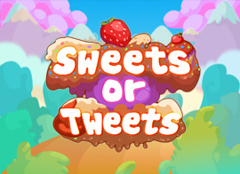 Sweets or Tweets